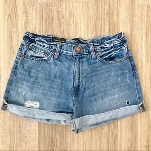 JCrew Jean Denim Shorts